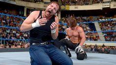 Dean Ambrose vs. AJ Styles