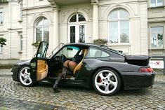 Porsche 993 Turbo 01 by zrnza, via Flickr