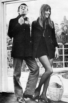 always classic -Gainsbourg/birkin