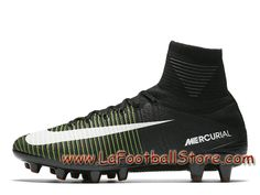 6352ffc2cc1 Cleats Nike Mercurial Victory indoor. See more. Nike Mercurial Superfly V  AG-PRO 831955 013 Chaussure de football à crampons pour terrain synthétique