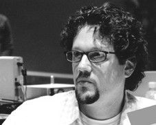 """Michael Giacchino - composer of """"Up"""" and other lovely movie music"""
