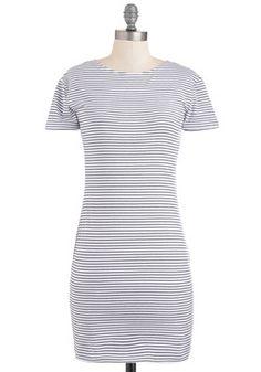 $42.99 Why Nautical Dress, #ModCloth