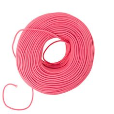 """Item No. W3-660 - Sold by the foot - UL Listed E471255 - SVT-B Flexible Electrical Wire - 3 conductors, 18 gauge - 1/4"""" overall cord diameter - Indoor Use - Closest Pantone: 7635C - Download Sheet HER"""