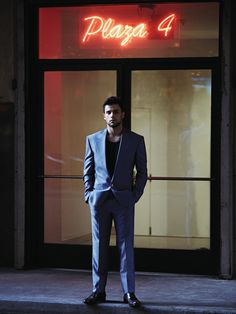 Jack Falahee for August Man Malaysia May 2015