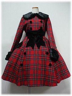 Lolibrary   Angelic Pretty - Coats - School Girl Coat
