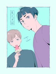Goshiki and Shirabu