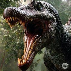 Jurassic Park III. Spinosaurus aegypticus