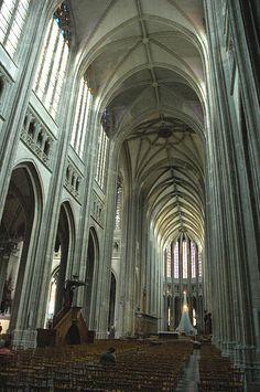 Cathédrale Sainte-Croix d'Orléans, France