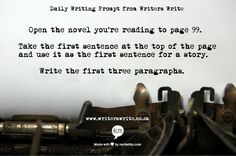 Daily Writing Prompt |