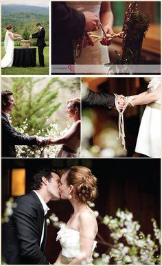 Wedding Ceremony – Unity Candle Alternatives
