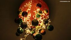 Decoração de Natal | Christmas Decor - Fiama Pereira | fiamapereira.com