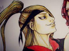 #drawing #art #myart #artist #manga #anime #naruto #deidara #fanart #illustration #japan