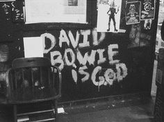 always the ascot| bowie is god