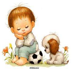 Sarah Kay, Illustration Mignonne, Cute Illustration, Cute Disney Drawings, Cute Drawings, Baby Cartoon, Cute Cartoon, Kids Cards, Baby Cards