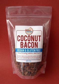 Phoney Baloney's Coconut Bacon.