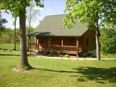 Cabin vacation rental in De Soto from VRBO.com! #vacation #rental #travel #vrbo