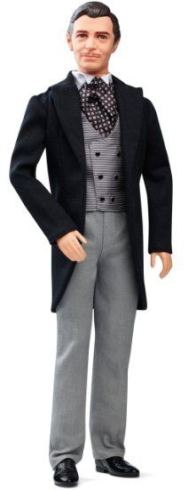 Barbie Collector Gone with The Wind 75th Anniversary Rhett Butler Doll