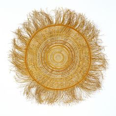 Mary Rrawaypi Guyula Liyadhalinymirr born Pandanus mat 1993 pandanus and natural dyes x cm (variable) Purchased through The Art Foundation of Victoria with the assistance of the Alcoa Foundation, Governor, 1994 Natural Weave, Kinds Of Fabric, Australian Art, Indigenous Art, Weaving Art, Leaf Art, Aboriginal Art, Tribal Art, Fabric Art
