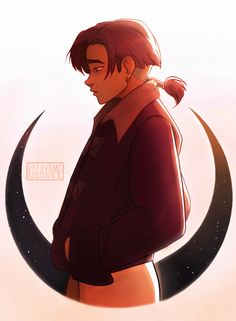 Jim Hawkins from Treasure Planet // KAIAYAME.tumblr.com