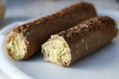 Tip na piknik: Zdravá bagetová roláda - Fitshaker Sausage, Food And Drink, Meat, Fitness, Sausages, Chinese Sausage