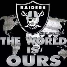 Raiders to all our Raider Familia