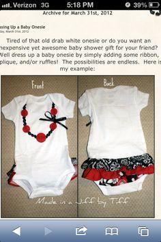 DIY onesie by www.madeinajiffbytiff.com