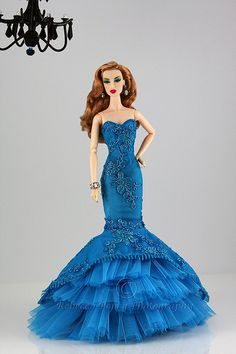 barbie gowns...Blue Chip in Blue gown 2..12.16.5