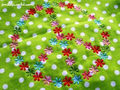 Download embroidery file: Love ´n Peace - Smila´s World - {Shop}