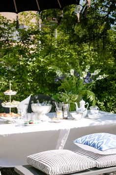 summer entertaining.