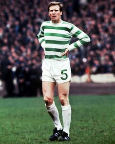 Billy McNeill of Celtic in 1969.