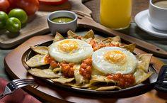 FOTOS -huevos con chilaquiles   Flickr - Photo Sharing!