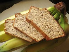 Bananenbrot ohne Mehl und Zucker, ein raffiniertes Rezept aus der Kategorie Backen. Bewertungen: 105. Durchschnitt: Ø 4,3.