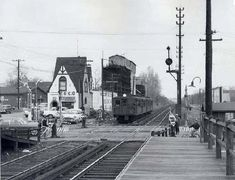 staten island rapid transit history | Staten Island Railroad- A historic look back  couuld that be New Dorp Coal Company?