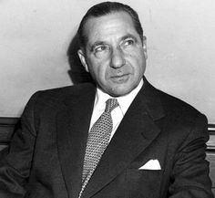 Frank Costello  Costello was one of the most influential American mobsters he started his career New York City, New York, contributing heavily to the establishment of a major crime national crime syndicate Frank Costello. his sinister nickname Prime Minister of the Underworld