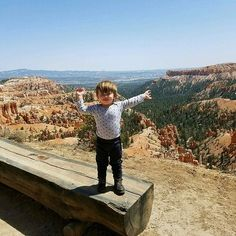 My brave boy at Bryce Canyon national park! #beautifulview #cuteboys #cutemixedbabies #22monthsold #caliboy #sandiego #cali #brycecanyon #utah #proudmom #familytrip #familyvacation #familyfun #traveling #travelgram #followforfollow #like4like #photooftheday #picoftheday #nofilter #sandiego #sandiegoconnection #sdlocals #sandiegolocals - posted by Emily Hsu B https://www.instagram.com/emilybouchard84. See more post on San Diego at http://sdconnection.com