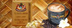 Lava Java Coffee Roasters of Maui - Kona Coffee, Hawaiian Coffee, Maui Coffee Blends & Teas - Kihei, HI Hawaiian Coffee, Kona Coffee, Coffee Tasting, Coffee Branding, Blended Coffee, Teas, Coffee Beans, Java, Morning Coffee