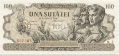 100 Lei 1947, Banca Nationala a Romaniei