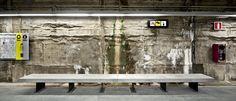Galería de Estaciones De Metro Amadeu Torner, Parc Logístic y Mercabarna Línea 9, Barcelona / Jordi Garcés - 10