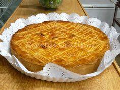 Receta de Tarta de ricota (dulce)