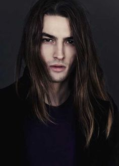 12.45 Long Hairstyles for Men