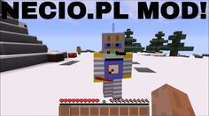 Minecraft 1.7.10 - NECIO.PL MOD!