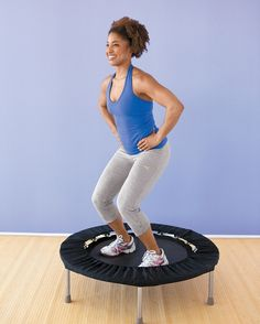 1000 Images About Strong Trampoline Rebounder On