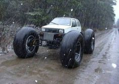 funny bizarre cars modified 8 I dont know whether to make fun of these cars or stand up and cheer (40 Photos)