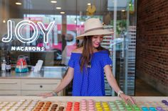 Joy Macarons: The Sweet Simple Sol