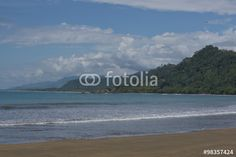 Playa Dominicalito an der Pazifikküste in Costa Rica