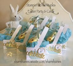 Easter Party & Cards Class | Stampin' at The Maples | Adelaide Hills | Sharni Haines