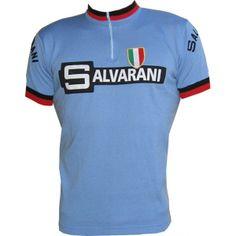 Salvarani Wool Cycling Jersey