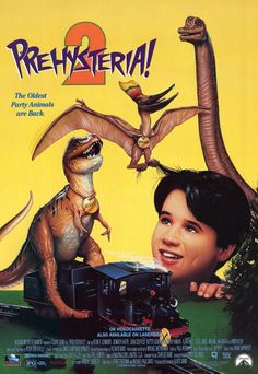 Prehysteria! 2 (1994) Watch the Trailer! / Kevin Connors, Jennifer Harte, Dean Scofield  Movie/