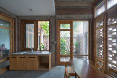 Image 10 of 53 from gallery of Kai House / iday design. Photograph by Trieu Chien