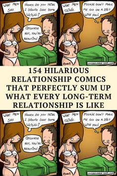 Take a look at this list of our favorite relationship comics to see what we mean. Compiled by Bored Panda,